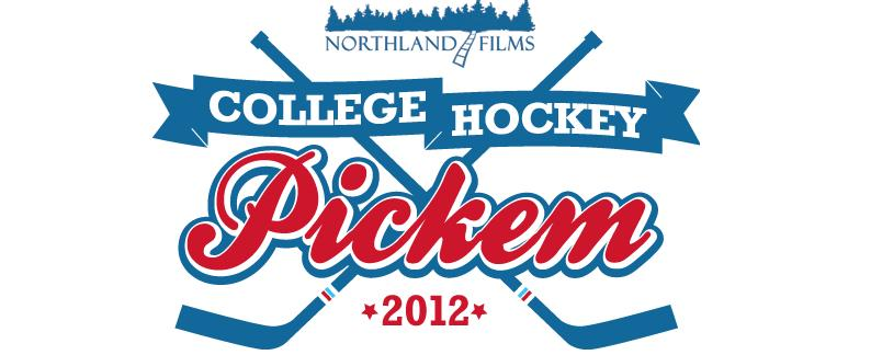 College Hockey Pickem banner